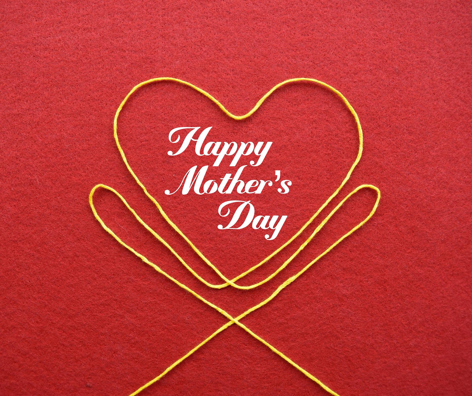Alles Liebe zum Muttertag